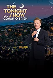 The Tonight Show with Conan O'Brien Poster