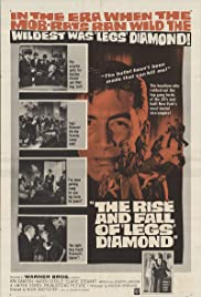 The Rise and Fall of Legs Diamond Poster