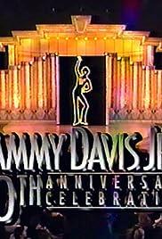 Sammy Davis, Jr. 60th Anniversary Celebration Poster
