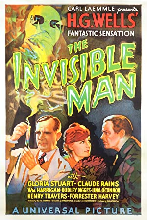 Permalink to Movie The Invisible Man (1933)