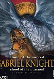 Gabriel Knight 3: Blood of the Sacred, Blood of the Damned Poster