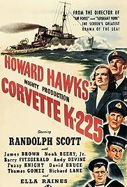 Corvette K-225 Poster