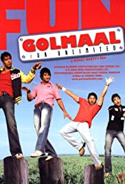 Golmaal: Fun Unlimited Poster