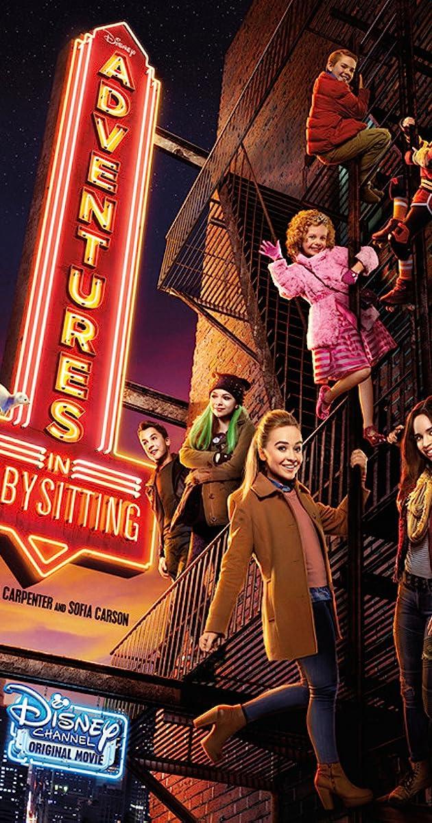 Adventures In Babysitting Tv Movie 2016 Imdb