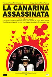 La canarina assassinata Poster
