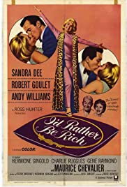 I'd Rather Be Rich Poster