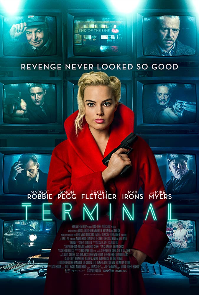 Terminal (2018) English 250MB HDRip 480p x264 ESubs
