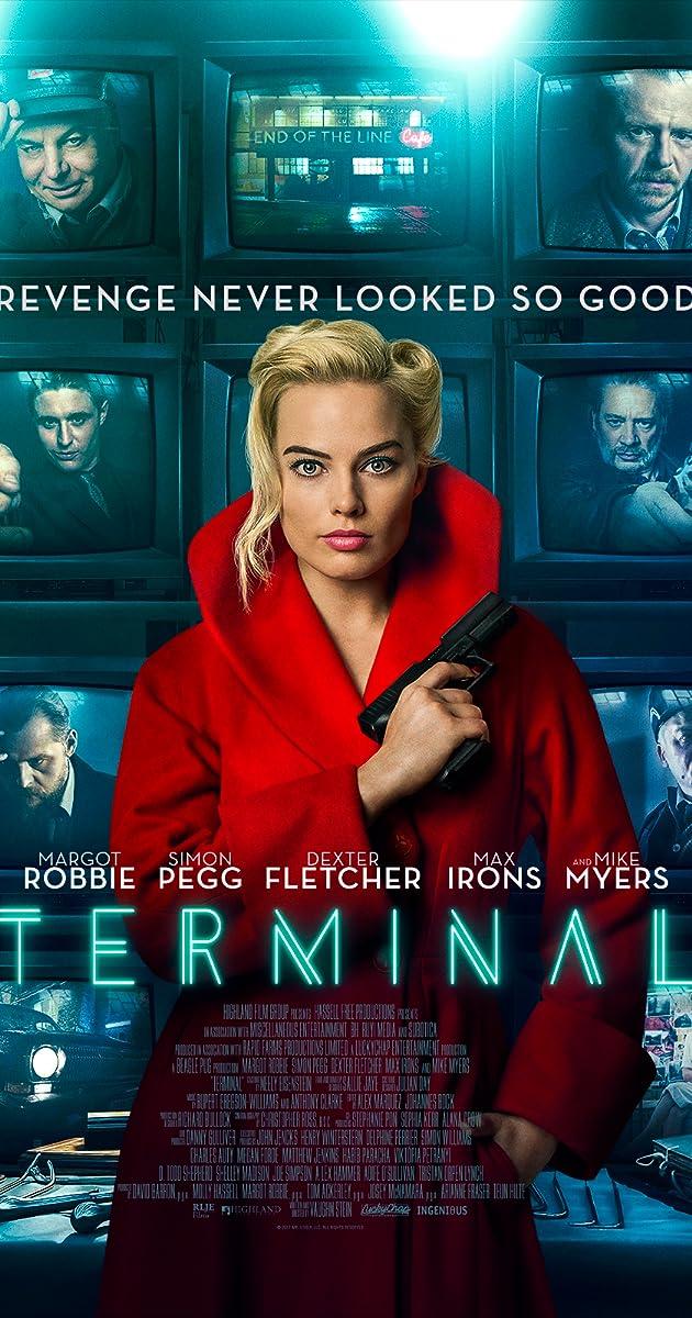 Pabaiga / Terminal (2018)
