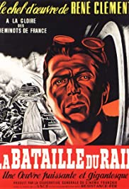 The Battle of the Rails Poster