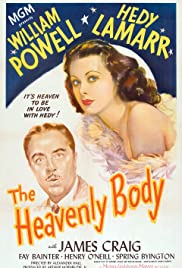 The Heavenly Body (1944) Poster - Movie Forum, Cast, Reviews