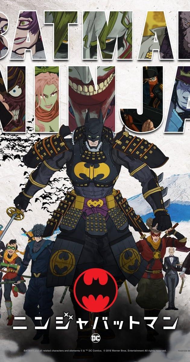 Nindzė Betmenas / Batman Ninja (2018) Online