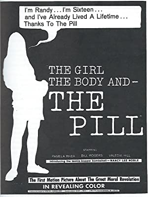 The Girl, The Body, And The Pill full movie streaming