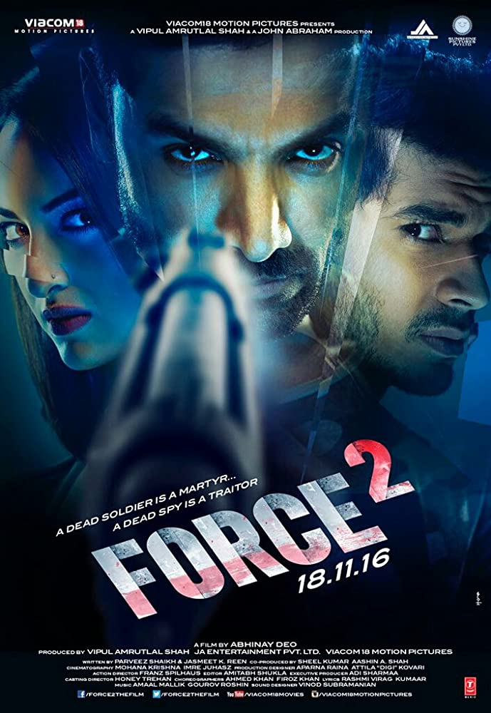 Force 2 (2016) Bollywood Movie