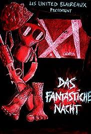 Das fantastische Nacht Poster
