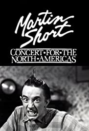 Martin Short: Concert for the North Americas Poster