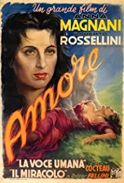L'amore Poster