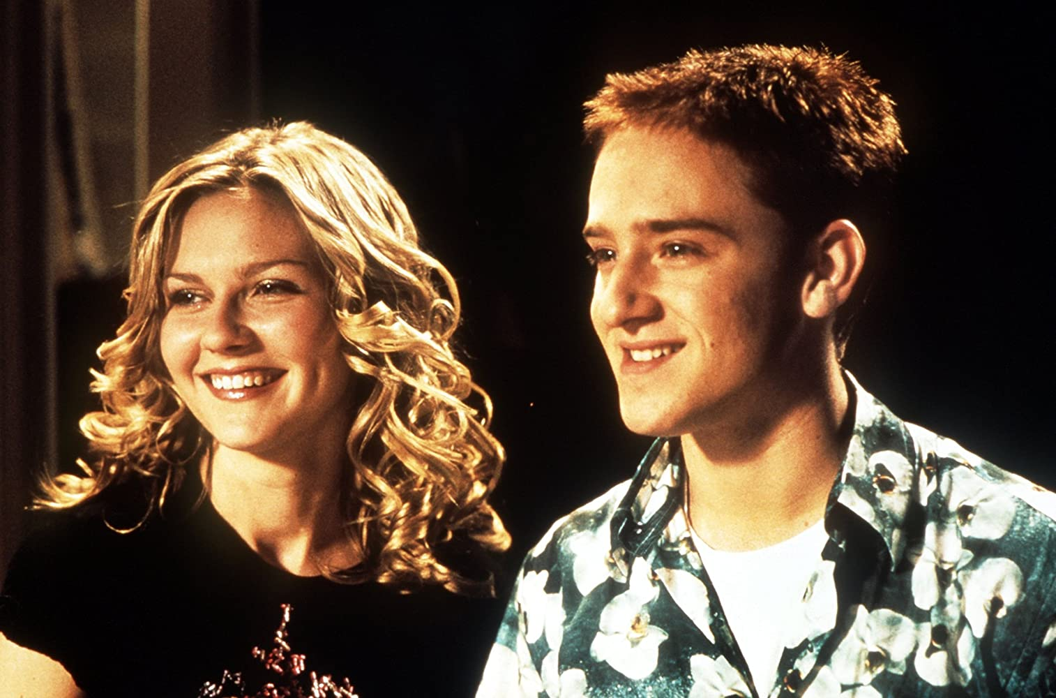 Kirsten Dunst and Ben Foster in Get Over It (2001)