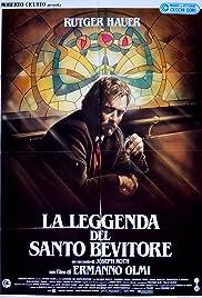 La leggenda del santo bevitore Poster