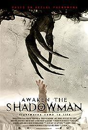 Awaken the Shadowman Poster