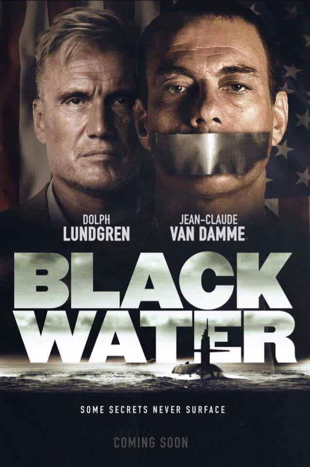 Watch Black Water (2018) English Full Movie HDRip Watch Online Free Download