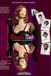 Blanche nuit Poster