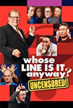 Primary image for Whose Line Is It Anyway?