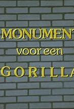 Primary image for Een monument voor een gorilla