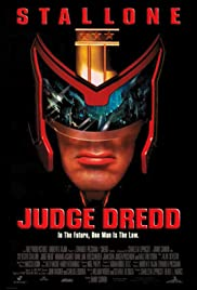 Judge Dredd(1995) Poster - Movie Forum, Cast, Reviews