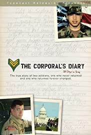 The Corporal's Diary Poster