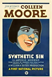 Synthetic Sin Poster