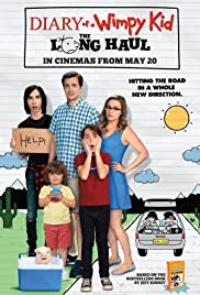 Diary of a wimpy kid the long haul 2017 imdb diary of a wimpy kid the long haul poster solutioingenieria Gallery