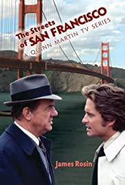 The Streets of San Francisco Poster