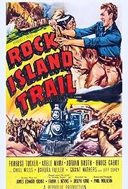 Rock Island Trail Poster