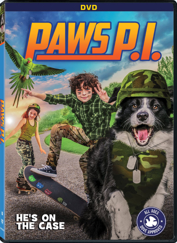 Paws P.I. Movie Poster