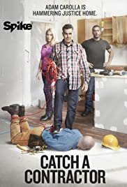 Catch a Contractor Poster