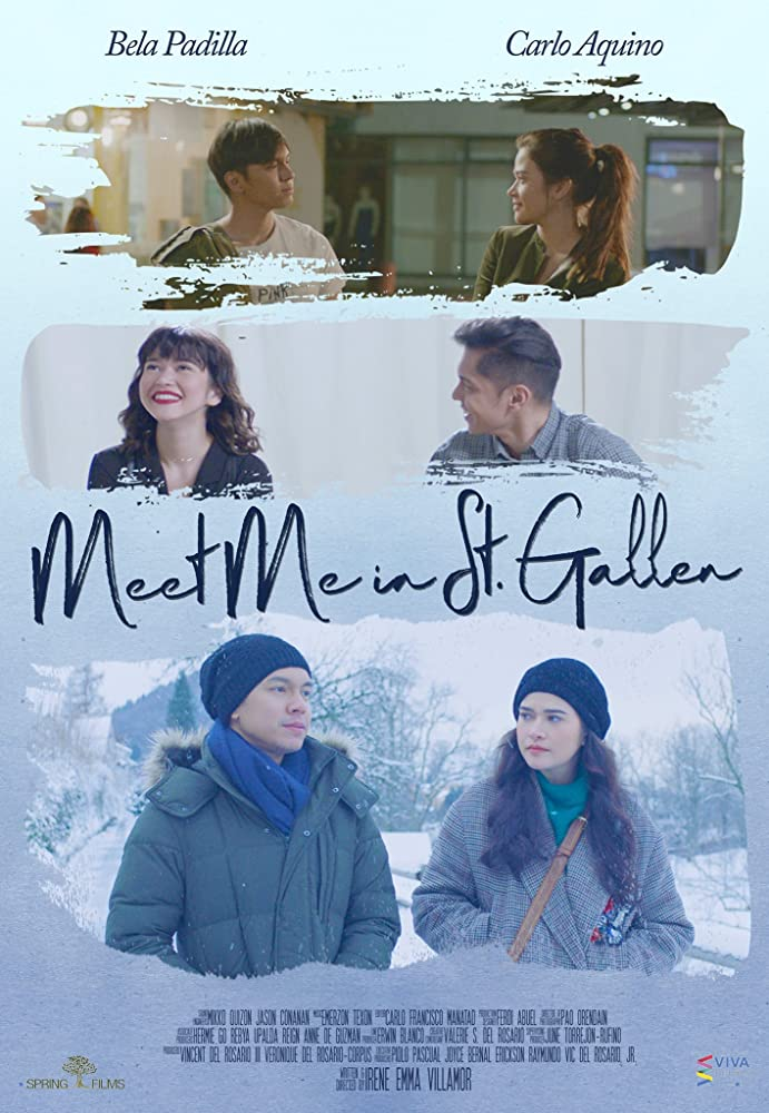 Meet Me in St. Gallen (2018) HDRip