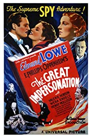 The Great Impersonation Poster