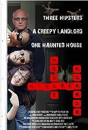 Hipster Horror House Poster