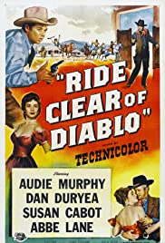 Ride Clear of Diablo Poster