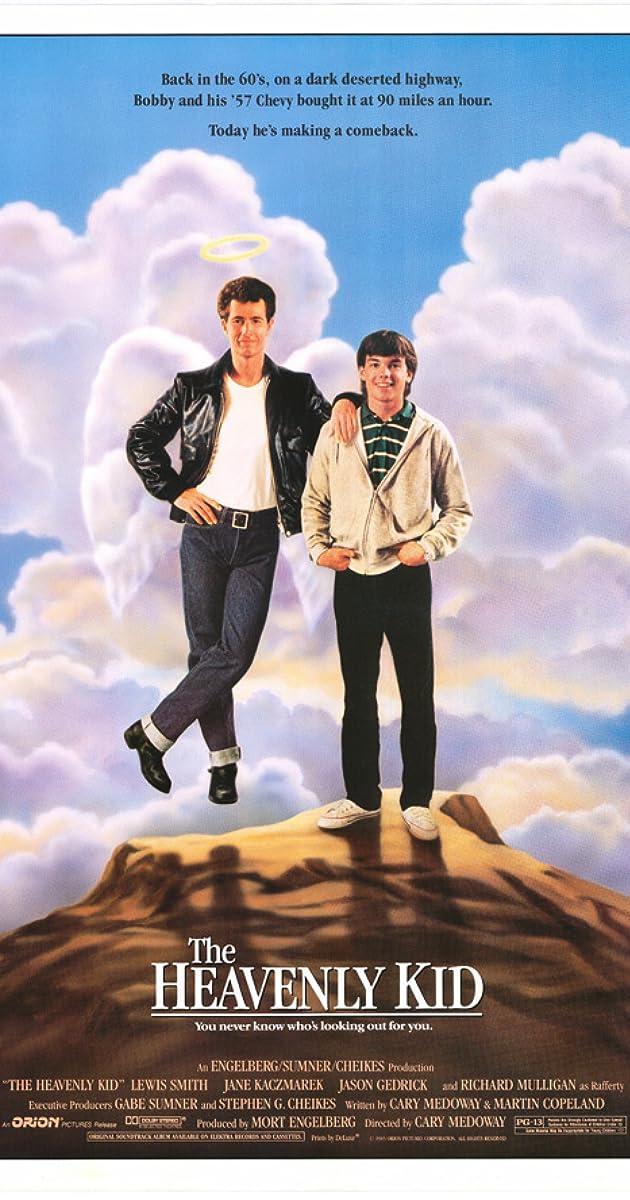 The Heavenly Kid 1985 Imdb
