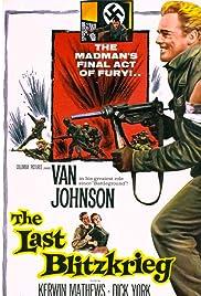 The Last Blitzkrieg Poster