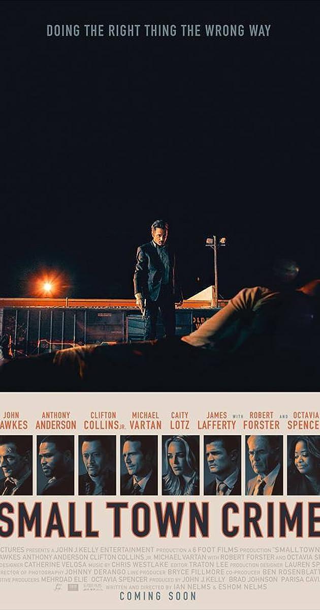 Mažo miestelio nusikaltimas / Small Town Crime (2017) online