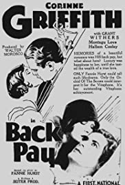 Back Pay Poster