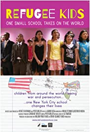 Refugee Kids: One Small School Takes on the World Poster