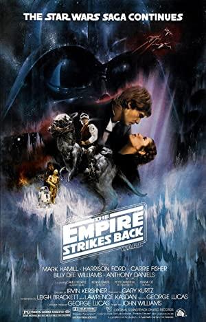 Das Imperium schlägt zurück Poster