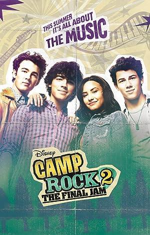 Camp Rock 2: The Final Jam Watch Online
