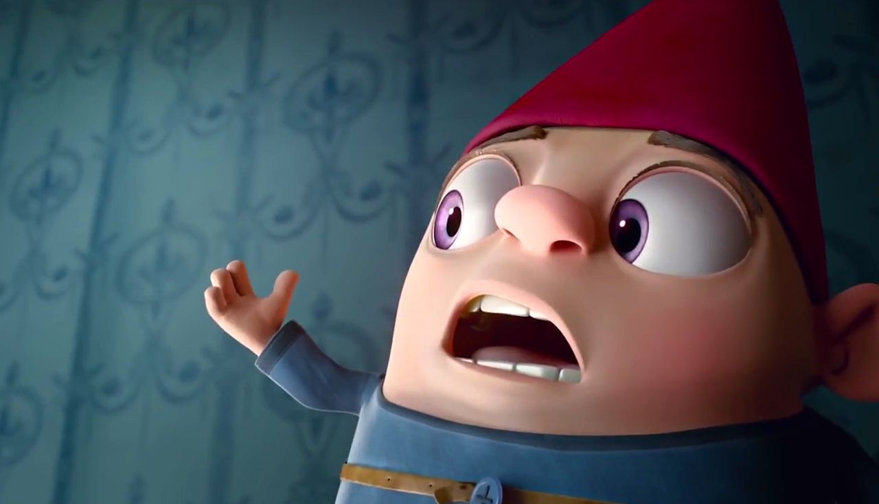 Gnomos al ataque (Gnome Alone)