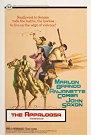 The Appaloosa Poster