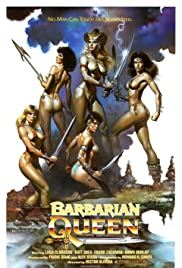 Barbarian Queen Poster