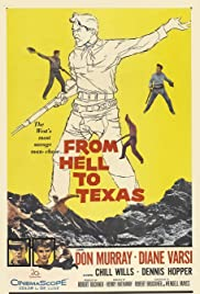 From Hell to Texas Poster